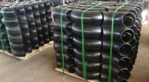 Carbon Steel Elbow, CS Elbow, Lr Elbow, Sr Elbow, ANSI B16.9 A234 Wpb Elbow pictures & photos