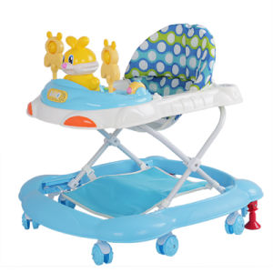 Wholesale Good Quality Plastic Baby Walker pictures & photos