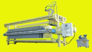 Program Controlled Automatic 1200mm Membrane Filter Press pictures & photos