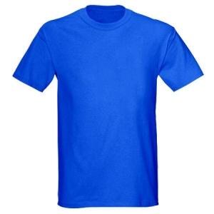 Fashion CVC T-Shirt for Men (M014) pictures & photos