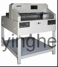 Programing Paper Cutter (YHQ-6508PX) pictures & photos