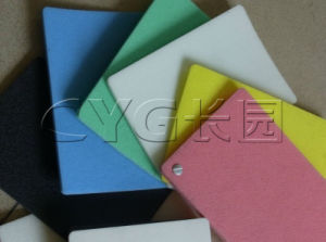 Colorful Cross Linked Polyethylene IXPE Foam/Extruded Foam Material pictures & photos