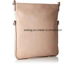New Fashion PU Cover Folding Crossbody Bag Vegen Leather Handbag pictures & photos