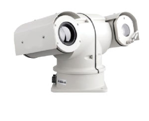 Infrared Thermal & Visible HD Imaging Dual Video Network Quick 3D PTZ Camera pictures & photos