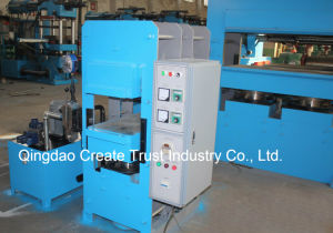 Hot Sale Plate Vulcanizing Press with CE&ISO9001 Certification pictures & photos