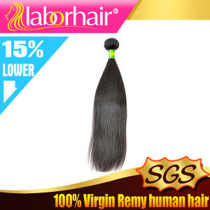 Top Quality Wholesale100% Human Brazilian Virgin Straight Hair Extension Lbh 121 pictures & photos