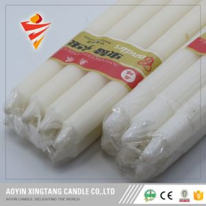 Paraffin Wax 20g White Candles to Nigeria pictures & photos