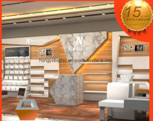 Ladies Shoes Shop Kiosk with Sofa for Shopping Mall pictures & photos