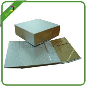 Foldable Cardboard Magnetic Gift Boxes Wholesale with Flap Closure pictures & photos