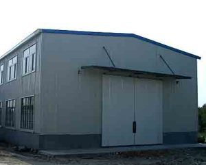Prefabricated Steel Structure Farm Storage Warehouse pictures & photos