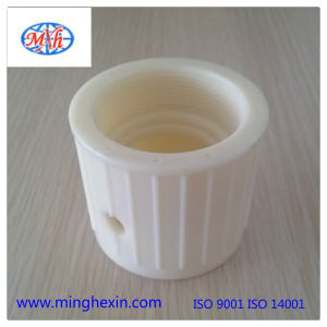 White Plastic Water Filter Connector
