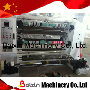 Lfq 1300 BOPP Film Slitting and Rewinding Machine pictures & photos