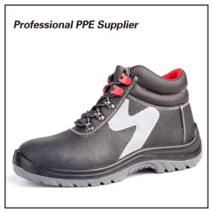 High Cut Steel Toe Mining Safety Boot pictures & photos