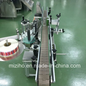Automatic Round Bottles Labeling Packing Machine pictures & photos