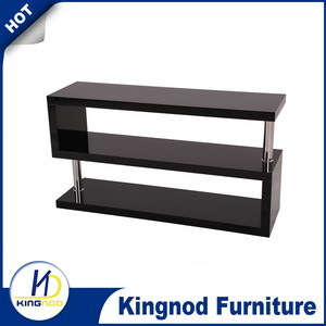 UK Best Selling TV Table, MDF High Gloss TV Stand pictures & photos