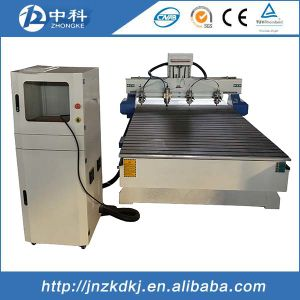 Aluminum T-Slot High Precision Relief Wood CNC Router pictures & photos