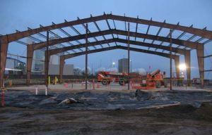 Portal Steel Structure Frame Building (DG2-012) pictures & photos