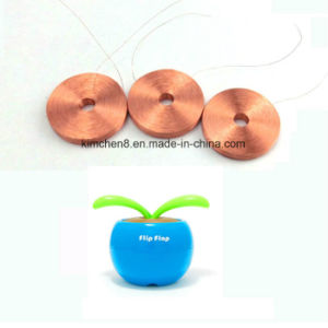 Induction Copper Solar Energy Swing Toy Coil pictures & photos