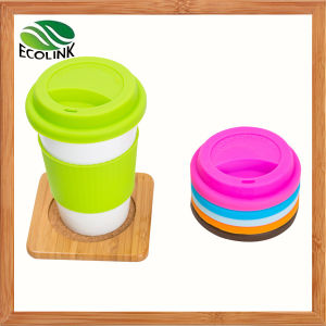 Bamboo Cork Coaster Bamboo Cup Mat pictures & photos