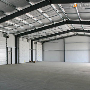 Galvanized Wide Span Steel Structure Factory