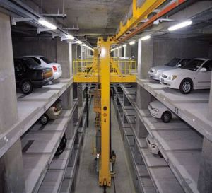 Pxd Automatic Stacker Parking System Slide and Lift pictures & photos