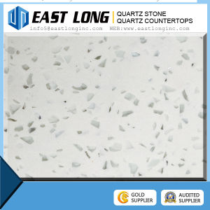 East Long Grey Color Quartz Stone Bathroom Vanity Top pictures & photos