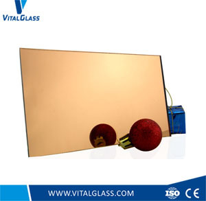 4mm-10mm 24k Golden Reflective Glass pictures & photos