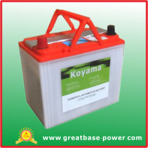 2014 Most Popular JIS Standard 12V 45ah Ns60 Dry Car Battery pictures & photos
