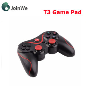 T3 Wireless Bluetooth Joystick Game Controller Game Pad pictures & photos
