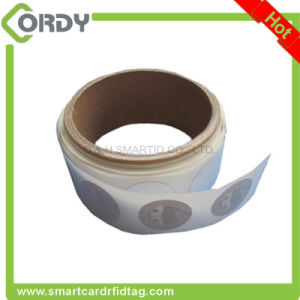 EM4200 Paper Adhesive 125kHz RFID label pictures & photos