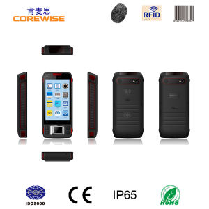 Android Touch Screen Handheld Mobile Phone with RFID UHF pictures & photos
