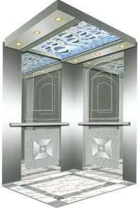 AC Vvvf Gearless Drive Passenger Elevator with German Technology (RLS-132) pictures & photos