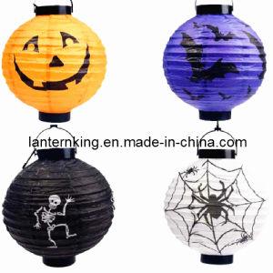 Halloween Paper Lantern (F116)