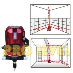 Self-Leveling 2V1h1d Laser Level (SK-298DP) pictures & photos