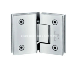(KTG-1004) Glass Door Hinge /135 Degree Glass Hinge Pss pictures & photos