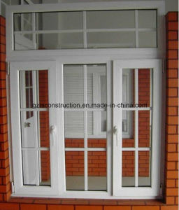 Customzied Double Glazing Casement UPVC Window pictures & photos