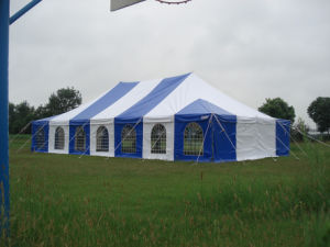 Peg/Pole Tent pictures & photos