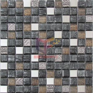 Archaized Mosaic Made by Glass and Metal (CFM945) pictures & photos