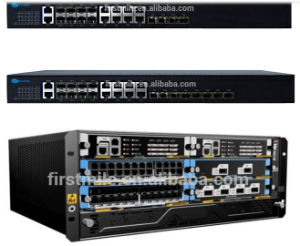 4u FTTH Multiple Card Service Epon or Gpon FTTH Olt pictures & photos