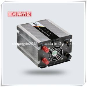 600W 12V/24V DC to AC 110V/230V UPS Modified Sine Wave Inverter with Charger pictures & photos