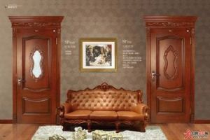 Wooden Door with Good Product Sound Proof pictures & photos