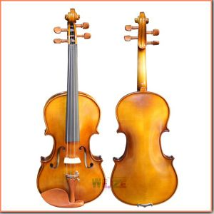 Hot Sale for South Koreacoffee Color Violin pictures & photos