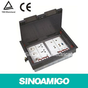 High-Quality Access Floor Socket Electrical Outlets Boxes pictures & photos