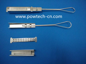 201 Stainless Steel Wedge Clamp/Anchor Clamp/Tension Sets pictures & photos