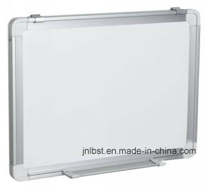 Whiteboard Drywipe Magnetic with Pen Tray and Aluminium Frame pictures & photos