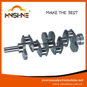 4D55 Crankshaft for Mitsubishi Pickup pictures & photos