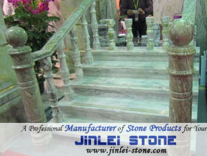 Granite and marble stone stair pictures & photos