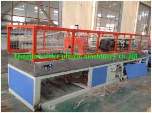 WPC PVC Window and Door Profile Production Line Sjsz-80 pictures & photos
