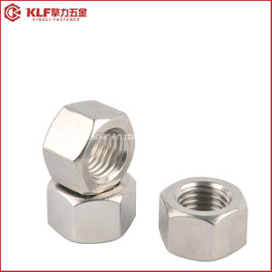 Stainless Steel Heavy Hex Nut (A194-8/8M) pictures & photos