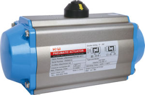 Pneumatic Actuator (HAT-90D) with Pneumatic Cylinder pictures & photos
